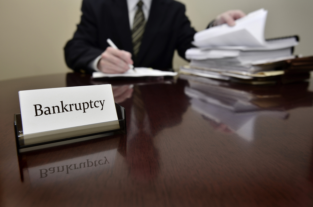 Bankruptcy Lawyer in Chesterfield