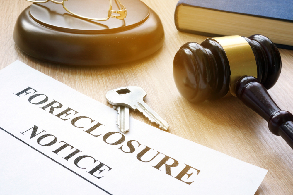 Stopping Foreclosure With A Chapter 13 Bankruptcy Attorney in Maryland Heights
